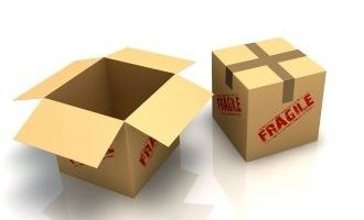 Edinburgh Packing Services - Packing Boxes