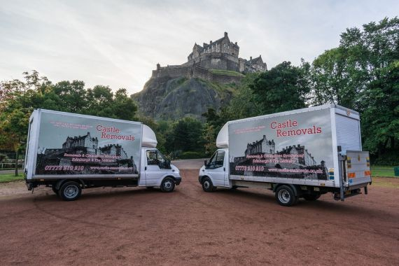 House Packing Services Edinburgh