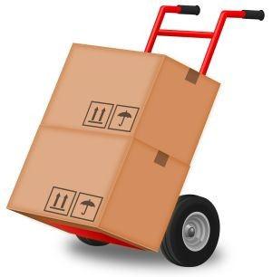 House Packing Services Edinburgh - Cardboard Boxes Edinburgh