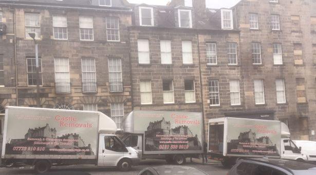 Low Cost Removals Edinburgh, Low cost Edinburgh Removals