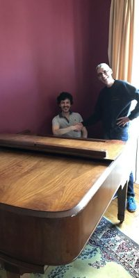 Edinburgh Piano Removals