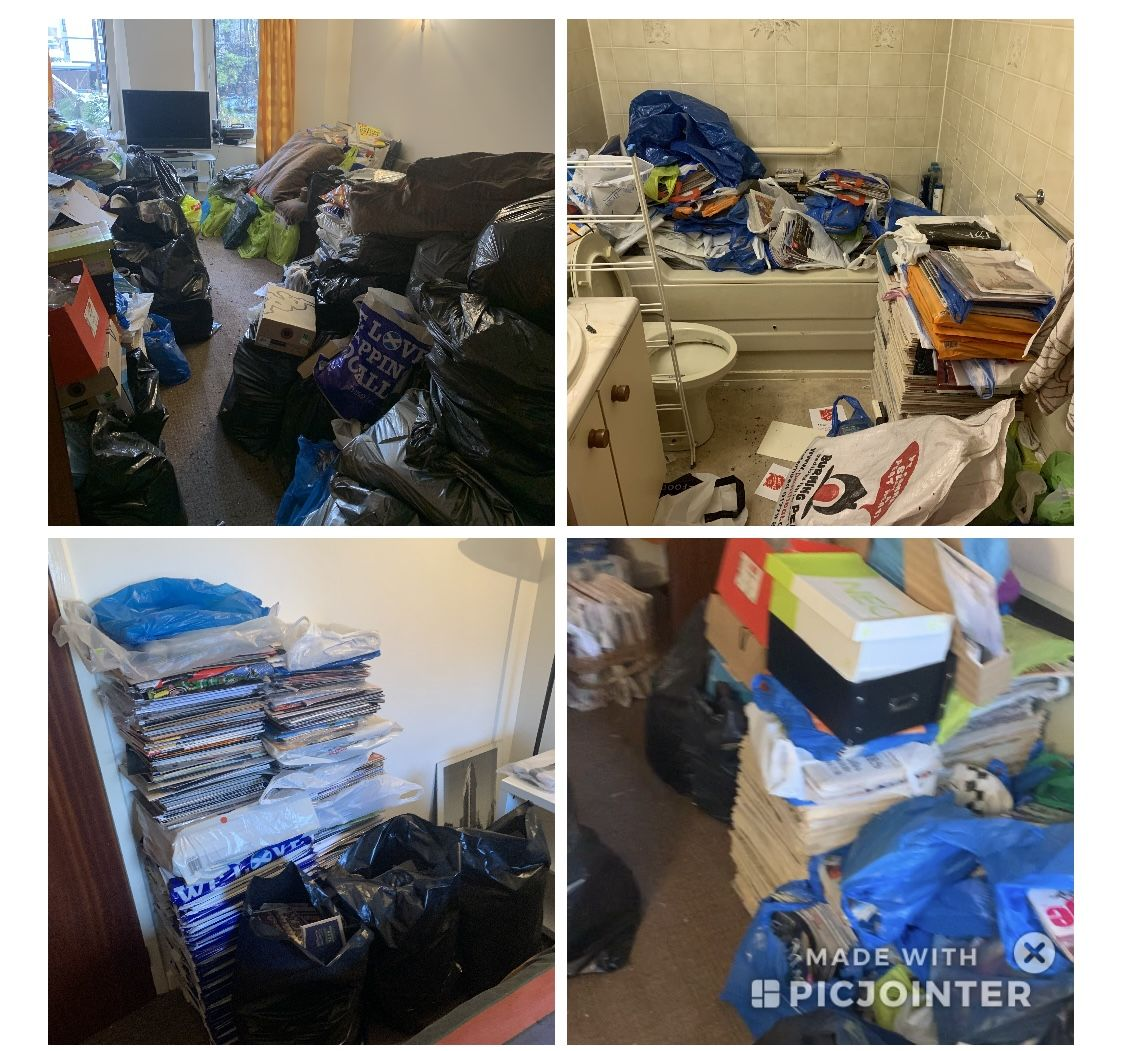 Flat Clearance Inverleith - Before